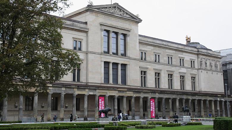 Naujasis muziejus po restauracijos. Šaltinis: http://staedtlioptik.info/V2FpbndQ-neues-museum/
