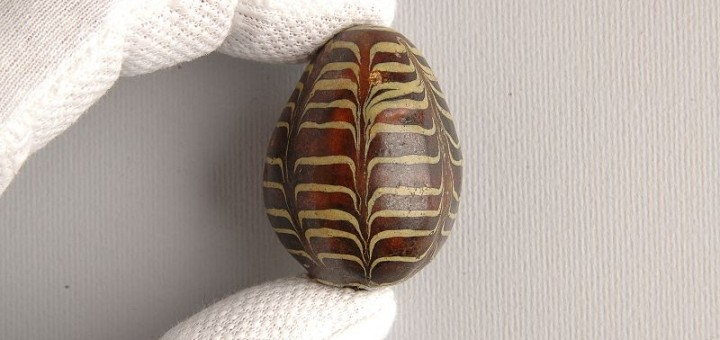 Molinis kiaušinis iš Sigtunos (Švedija). Šaltinis: http://www.kringla.nu/kringla/objekt?referens=shm/object/106843