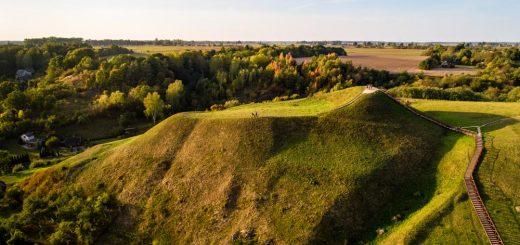 Seredžiaus piliakalnis